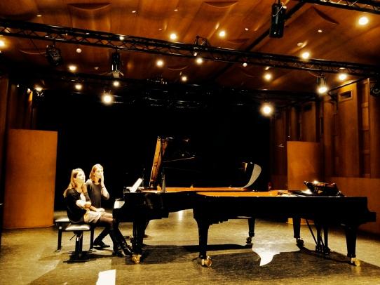 Masterclass Genova & Dimitrov - DeSingel