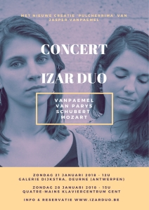 Izar duo januari 2018