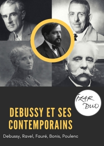 Debussy et ses contemporains